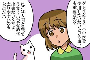 キャットフード漫画6コマ目
